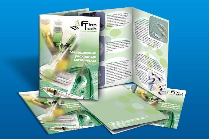 Finn Tech листовка